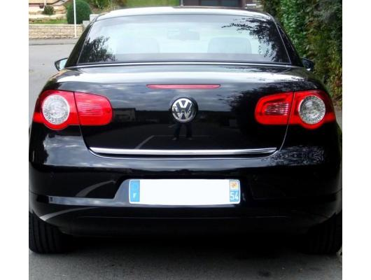 Trunk chrome trim VW EOS