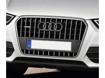 Chromleiste für Kühlergrill Audi Q3