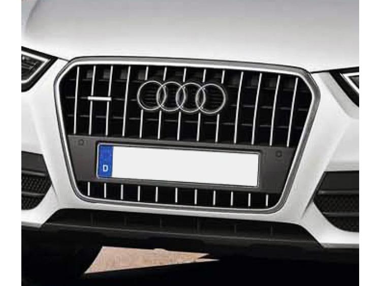 Cornice cromata griglia radiatore Audi Q3
