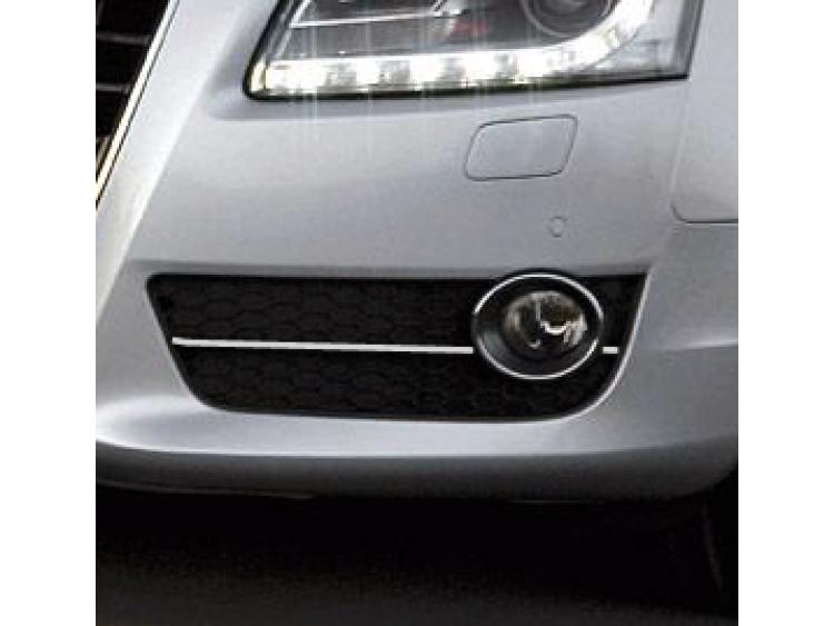 Moldura cromada para antinieblas Audi A5 Cabriolet 09-11 Audi A5 Coupé 07-11 Audi A5 Sportback 09-11
