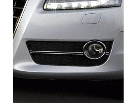 Fog lights dual chrome trim Audi A5 Cabriolet 0911 Audi A5 Coupé 0711 Audi A5 Sportback 0911