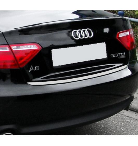 Moldura de maletero cromada Audi A5 Cabriolet 09-11 Audi A5 Coupé 07-11 Audi A5 Sportback 09-11