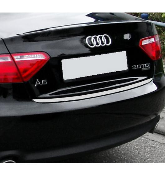 Chrom-Zierleiste für Kofferraum Audi A5 Cabriolet 09-11 Audi A5 Coupé 07-11 Audi A5 Sportback 09-11
