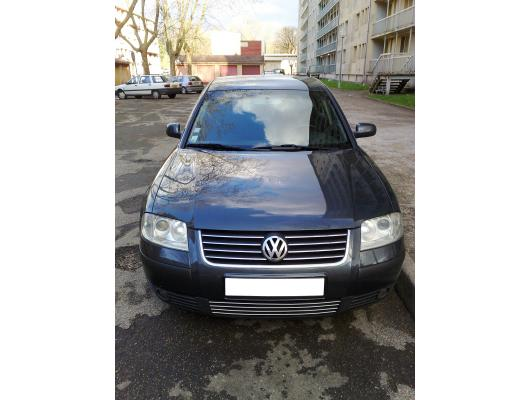 Lower radiator grill chrome trim VW Passat 9505