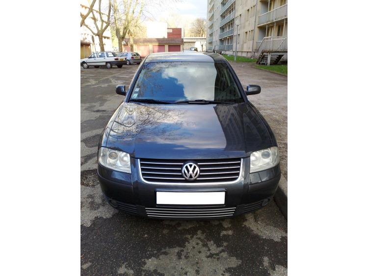 Moldura de calandria inferior cromada VW Passat 95-05