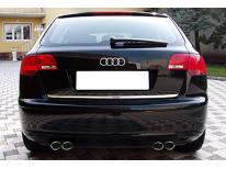 Baguette de coffre chromée Audi A3 sportback 0408sportback 0812 S3