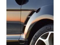 Chromzierleiste für Kühlergrill Ford SMax