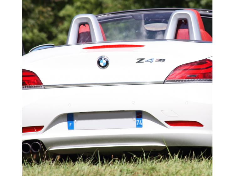 Baguette de coffre chromée BMW Z4