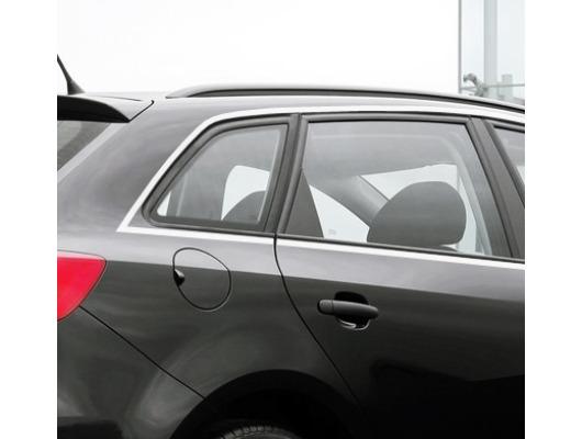 Side windows chrome trim Seat Ibiza ST