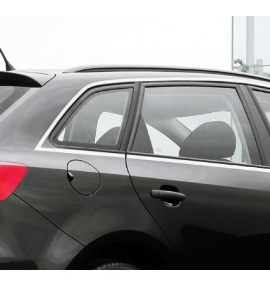 Side windows chrome trim Seat Ibiza ST