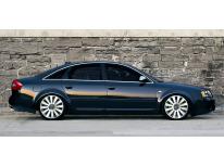Baguette chromée de contour des vitres Audi A6 0408101694979704