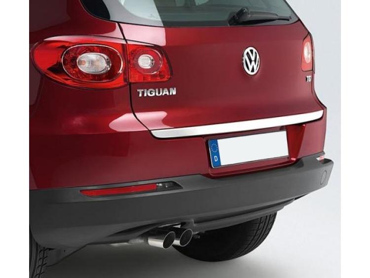 Trunk chrome trim VW Tiguan