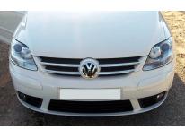 Baguette de calandre chromée VW Golf 5 Plus
