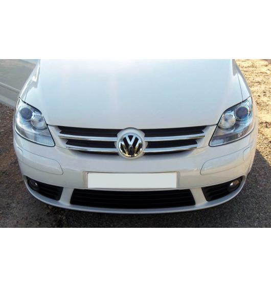 Chromleiste für Kühlergrill VW Golf 5 Plus