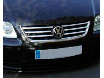 Baguette de calandre chromée VW Touran 0306