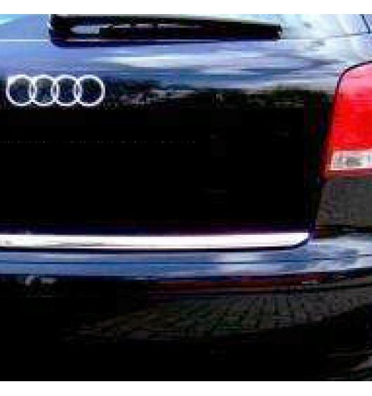 Trunk chrome trim Audi A3 Série 2 03-08 & Audi A3 Série 2 Phase 2 08-12