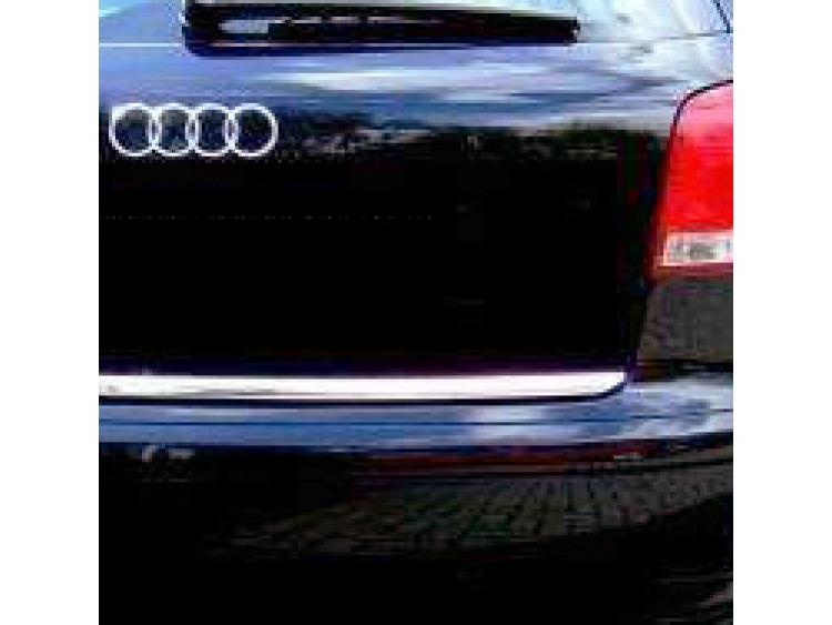 Trunk chrome trim Audi A3 série 2 03-08 & Audi A3 série 2 phase 2 08-12