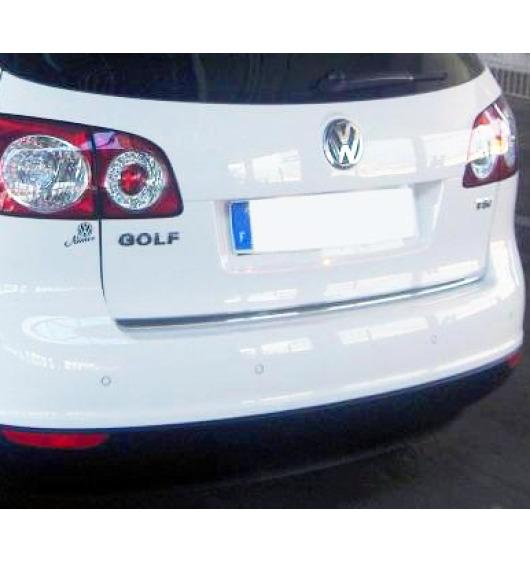 Chrom-Zierleiste für Kofferraum VW Golf 5 Plus