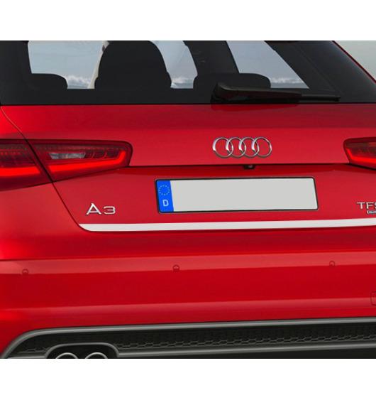 Baguette de coffre chromée Audi A3 Série 3 12-16