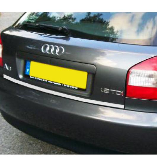 Moldura de maletero cromada Audi A3 Série 1 96-00