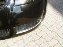 Chromzierleiste für Kühlergrill Audi TT Série 1 9806
