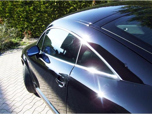 Baguette chromée de contour des vitres latérales Audi TT Série 1 9806Série 2 0614TT RSTTS