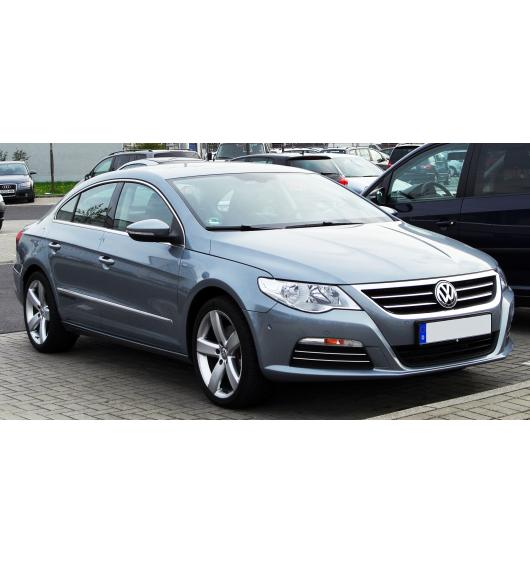 Fog lights chrome trim VW Passat CC