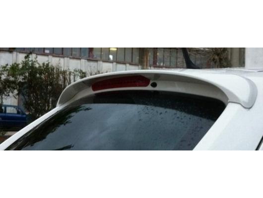Spoiler  fin Alfa Romeo Mito sport with fixing glue