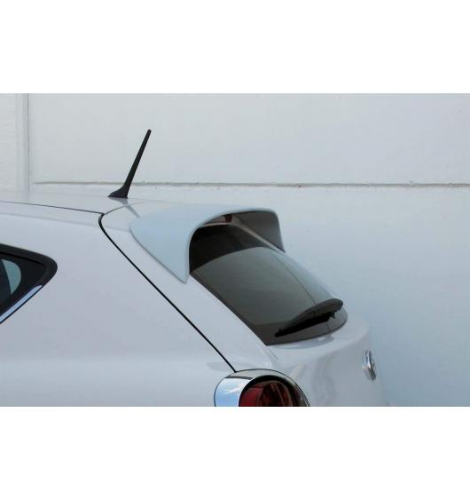 Spoiler / fin Alfa Romeo Mito racing with fixing glue