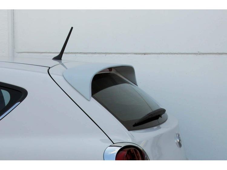 Becquet / aileron Alfa Romeo Mito racing apprêté + colle de fixation