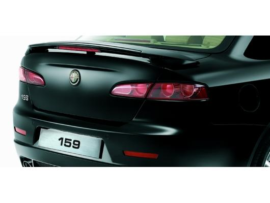 Spoiler  fin Alfa Romeo 159 v1 primed