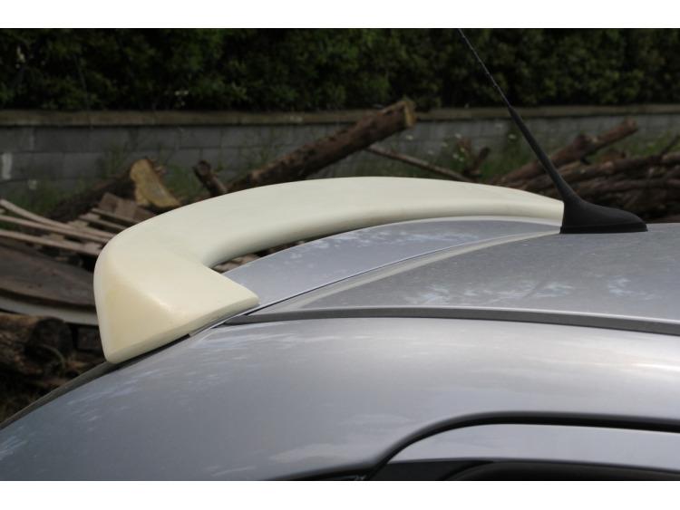 Heckspoiler / Flügel Citroën C3 02-09 grundiert