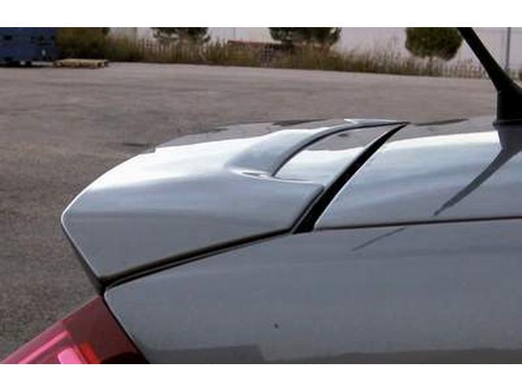 Spoiler / fin Fiat Grande Punto 05-09 & Fiat Punto phase 1 99-03 3p v5 with fixing glue