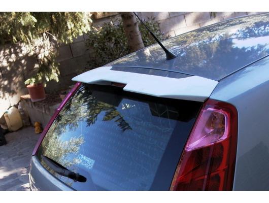 Spoiler  fin Fiat Grande Punto 0509  Fiat Punto phase 1 9903 3p Abarth with fixing glue