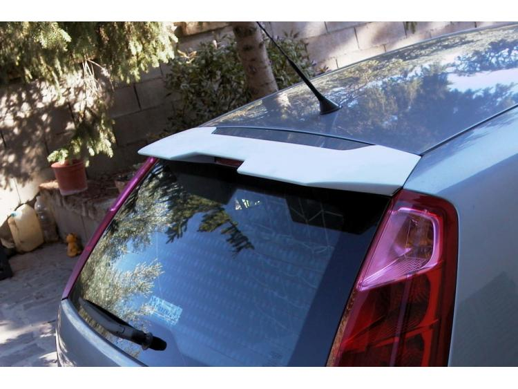 Spoiler / fin Fiat Grande Punto 05-09 & Fiat Punto phase 1 99-03 3p Abarth with fixing glue