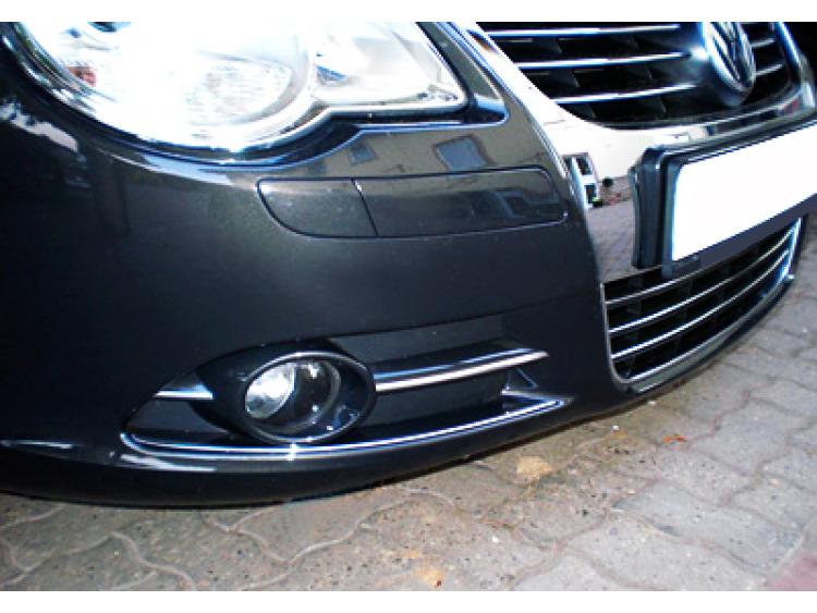 Zier-Chromleiste für Nebelscheinwerfer VW EOS