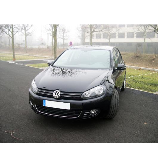 Zier-Chromleiste für Nebelscheinwerfer VW Golf 6 & VW Golf 6 Cabriolet