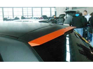 Becquet  aileron Fiat Stilo 3p