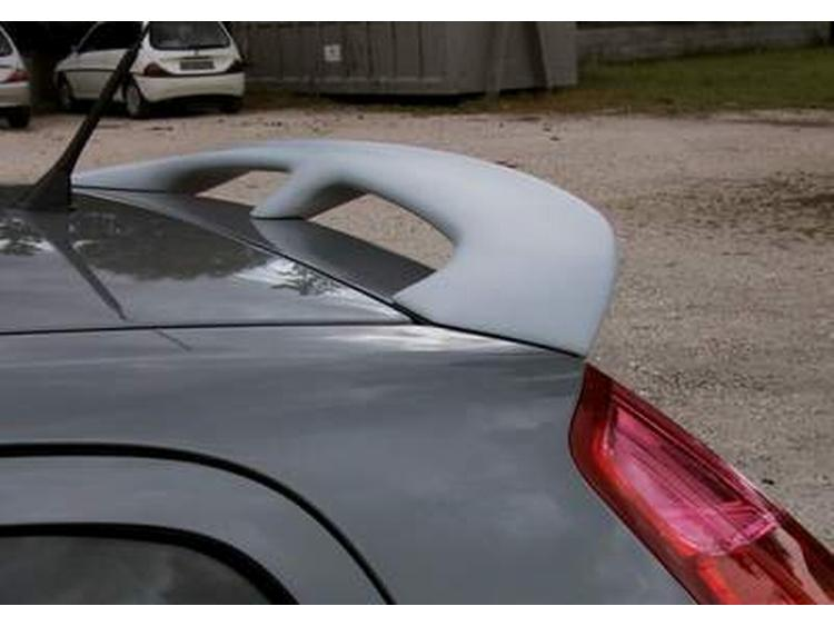 Spoiler / fin Fiat Grande Punto 05-09 & Fiat Punto phase 1 99-03 3p v2 primed