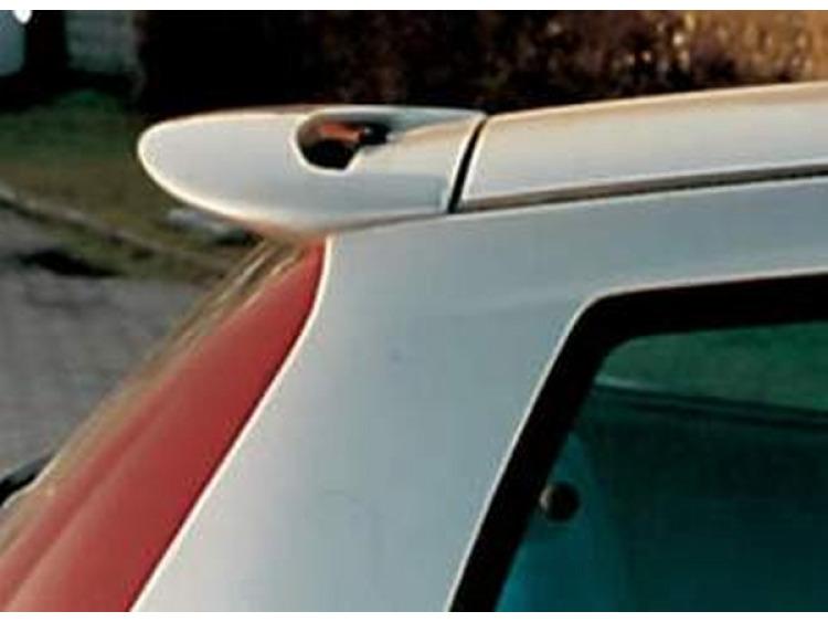 Becquet / aileron Fiat Punto phase 1 99-03 3p & Fiat Punto phase 2 03-05 3p v1