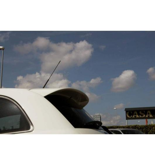 Spoiler / fin Fiat 500 & Fiat 500 Break Abarth primed + fixing glue
