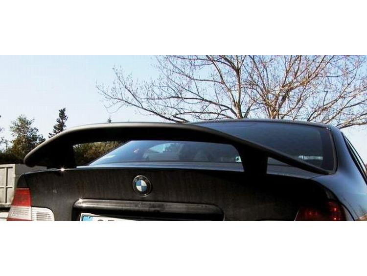 Becquet / aileron BMW M3 E46 00-06 BMW Série 3 E46 Cabriolet 00-06 BMW Série 3 E46 Coupé 99-06 apprê