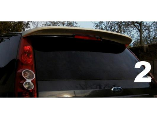Spoiler  fin Ford Fiesta V 5p 0205  Ford Fiesta V phase 2 5p 0508 v1