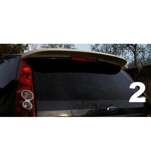 Spoiler / fin Ford Fiesta V 5p 02-05 & Ford Fiesta V phase 2 5p 05-08 v1