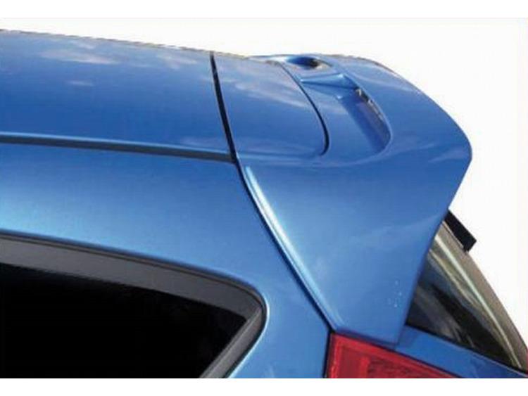 Heckspoiler / Flügel Ford Fiesta VI 08-13 & Ford Fiesta VI FL 12-21 v1 grundiert