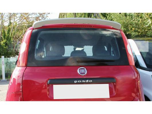 Spoiler  fin Fiat Panda 1219 primed  fixing glue