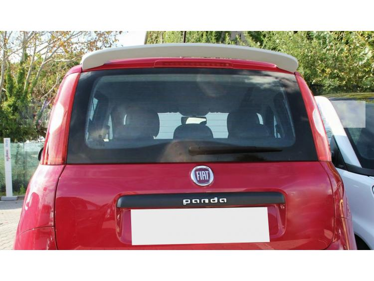 Spoiler / fin Fiat Panda 12-21 primed + fixing glue