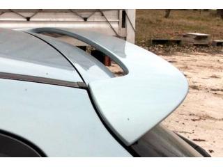 Spoiler  fin Peugeot 206 v1