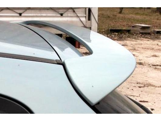Spoiler  fin Peugeot 206 v1 primed