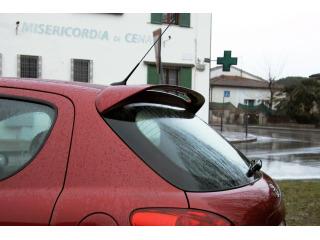 Heckspoiler  Flügel Peugeot 207 0609  Peugeot 207 0921